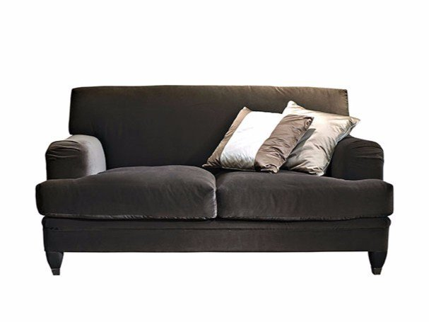 2 seater fabric sofa TINA - SOFTHOUSE