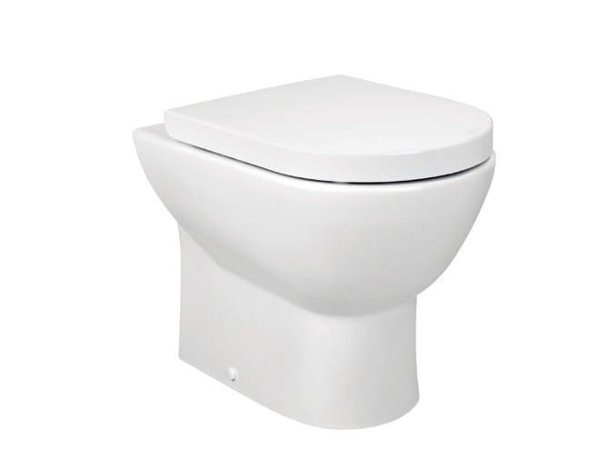 Ceramic toilet TIPO | Ceramic toilet - ROCA SANITARIO