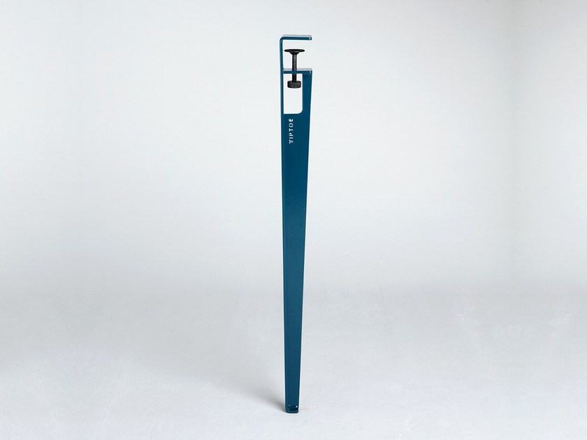 Powder coated steel Leg TIPTOE 75 CM - Tiptoe