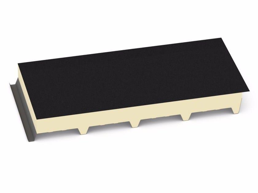 Pannelli coibentati monolamiera copertura deck TK5 CF-PL - Marcegaglia Buildtech
