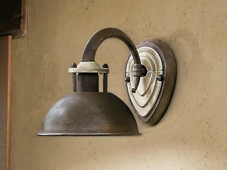 Wall lamp with fixed arm TOFANE - Aldo Bernardi