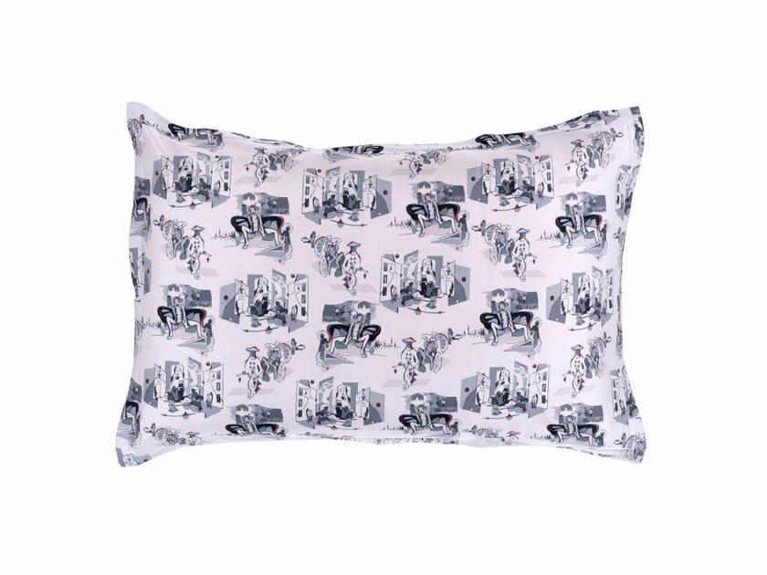 Cotton 2 pillow cases set TOILE DE JOIE SET - sans tabù