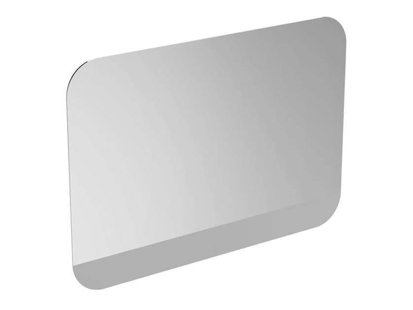 Wall-mounted bathroom mirror with integrated lighting TONIC II 100 cm - R4347 - Ideal Standard Italia