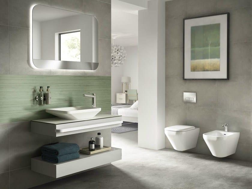 Badezimmerausstattung  Badezimmer-Ausstattung TONIC II By Ideal Standard Design ARTEFAKT ...