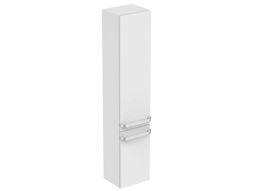 Colonna bagno destra sospesa tonic ii r4315 by ideal for Colonna sospesa bagno