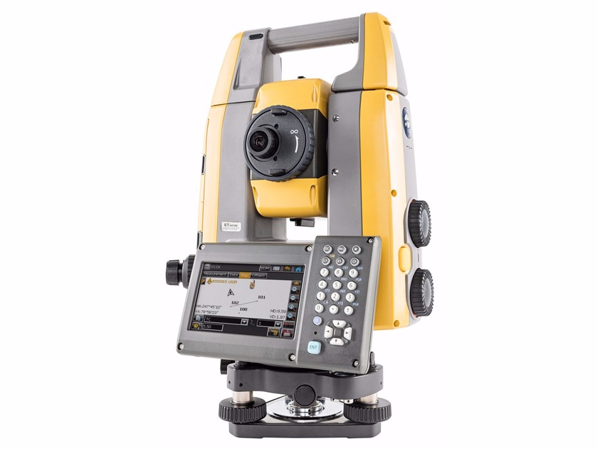 Instrument for topographic and geodetic survey TOPCON GT by Topcon