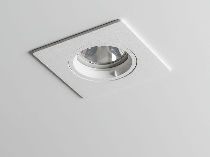 Adjustable ceiling recessed spotlight TOPLITE by Artemide