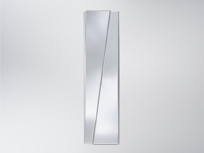 Rectangular wall-mounted hall mirror TOPSY - DEKNUDT MIRRORS