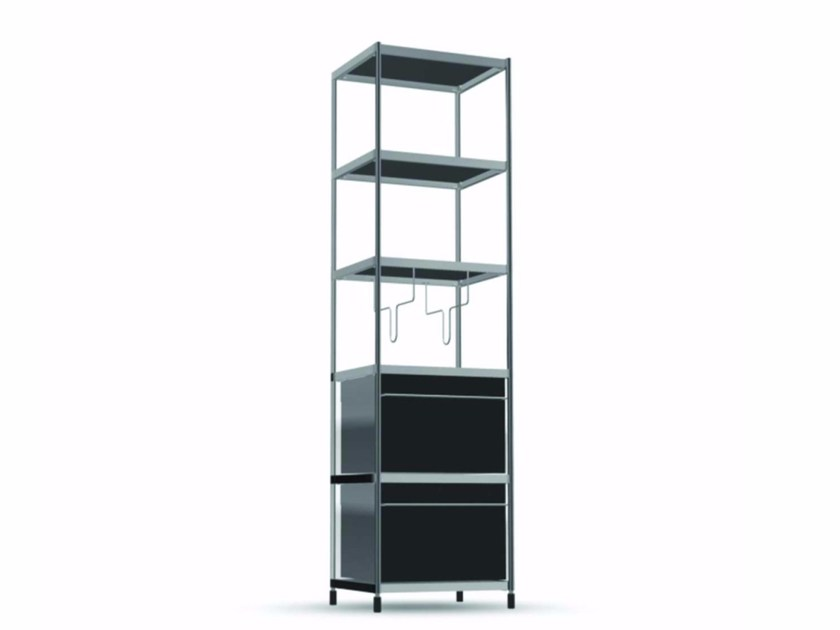 Open bookcase TOR008 - SEC_tor008 by Alias