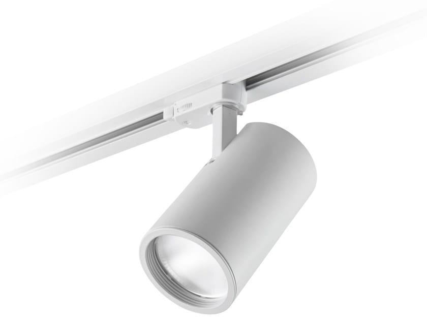 LED aluminium Track-Light TORCH TRACK - LED BCN Lighting Solutions