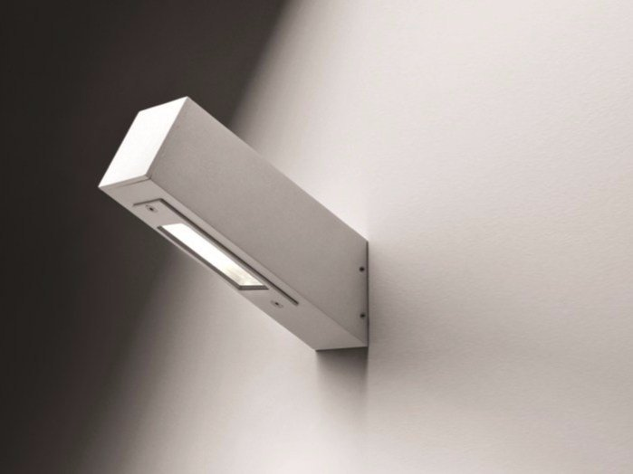LED aluminium Wall Lamp TORGA D by BEL-LIGHTING