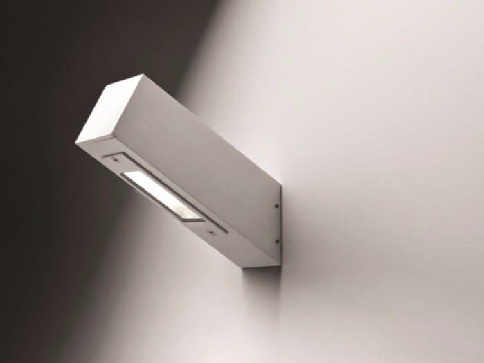 LED aluminium Wall Lamp TORGA D - BEL-LIGHTING