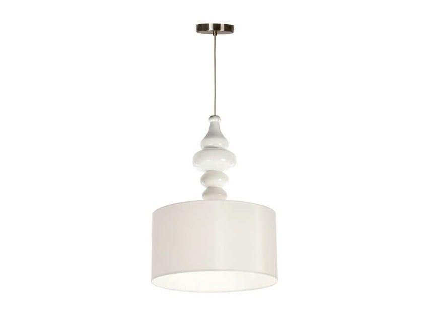 Direct light wooden pendant lamp TORNO | Pendant lamp - Aromas del Campo