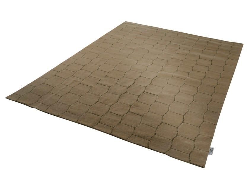 Rectangular rug TORTUGA - MARIONI