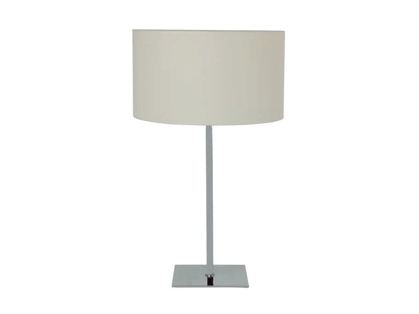 Fabric table lamp with fixed arm TOSCA | Table lamp with fixed arm - Aromas del Campo