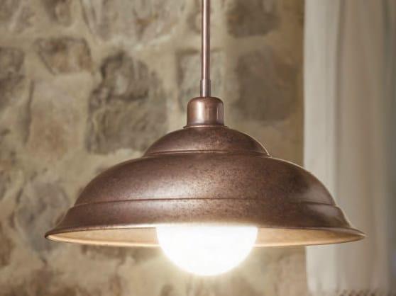 Brass pendant lamp TOSCA | Pendant lamp - Aldo Bernardi