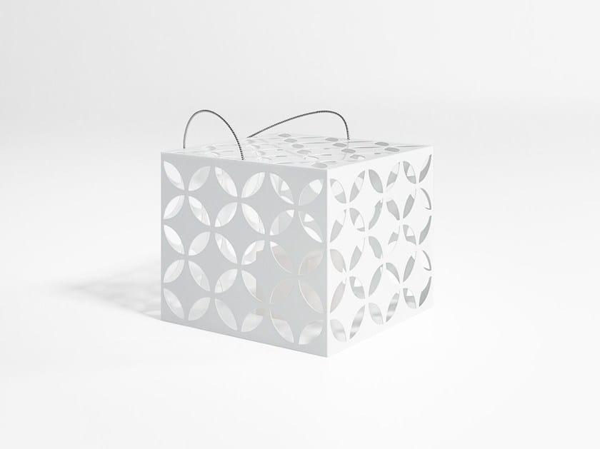 Ethnic style aluminium lantern TOUAREG by GANDIA BLASCO