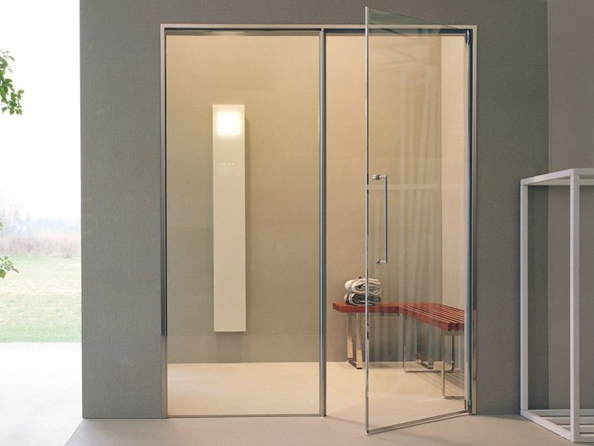 Column with integrated Hammam TOUCH&STEAM - EFFEGIBI