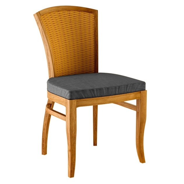 Deco teak garden chair TOURNESOL | Garden chair - ASTELLO