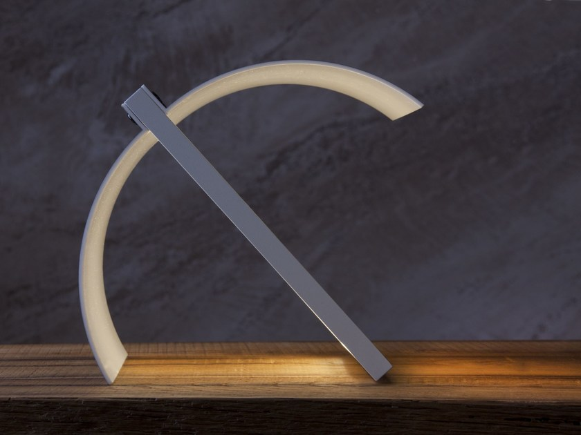 LED table lamp TOXON by Brillamenti