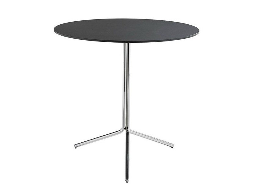 Round contract table TRAMPOLIERE | Table - Midj