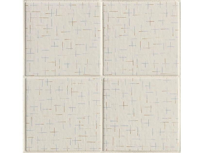 Porcelain stoneware wall/floor tiles TRATTI CROIX - MUTINA