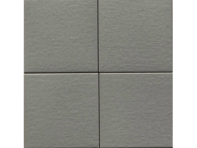 Porcelain stoneware wall/floor tiles TRATTI GRIGIO - MUTINA