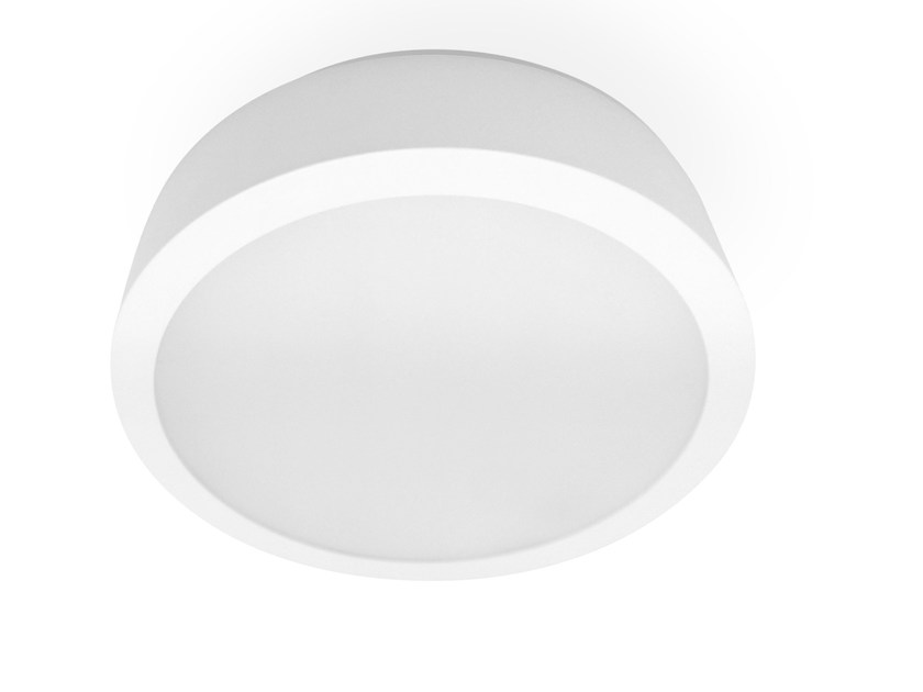 LED polycarbonate ceiling light TREM R - LED BCN Lighting Solutions