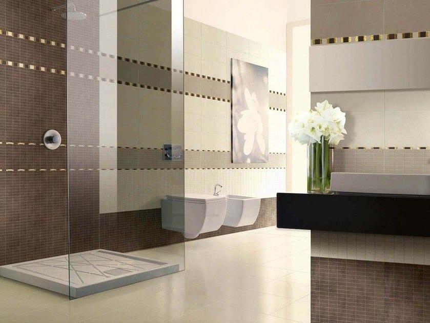 Double-fired ceramic wall tiles / flooring TREND - CERAMICHE BRENNERO