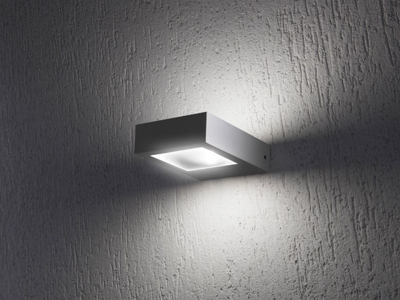 LED direct-indirect light wall lamp TREND FLAT UP&DOWN 125 - Lombardo
