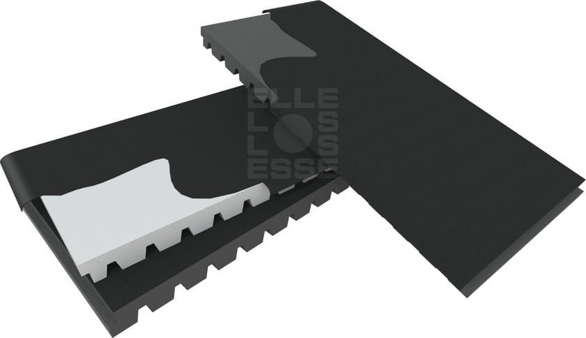 Thermal insulation panel TREVEN PAN GRECATO - ELLE ESSE