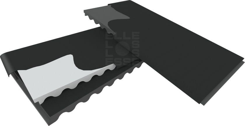 Thermal insulation panel TREVEN PAN ONDULATO - ELLE ESSE