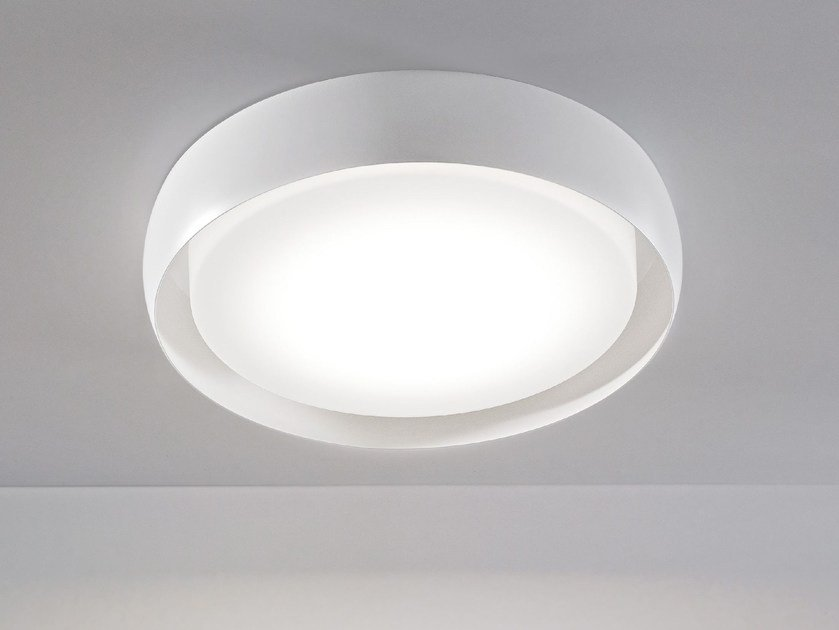 Glass ceiling lamp TREVISO | Ceiling lamp - Ailati Lights by Zafferano