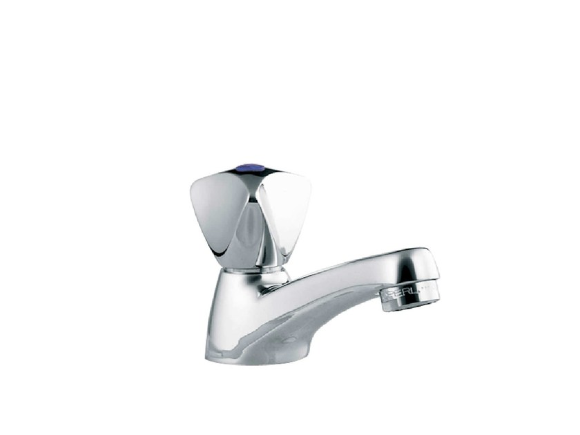 Countertop 1 hole washbasin tap TRIO | Countertop washbasin tap by rvb