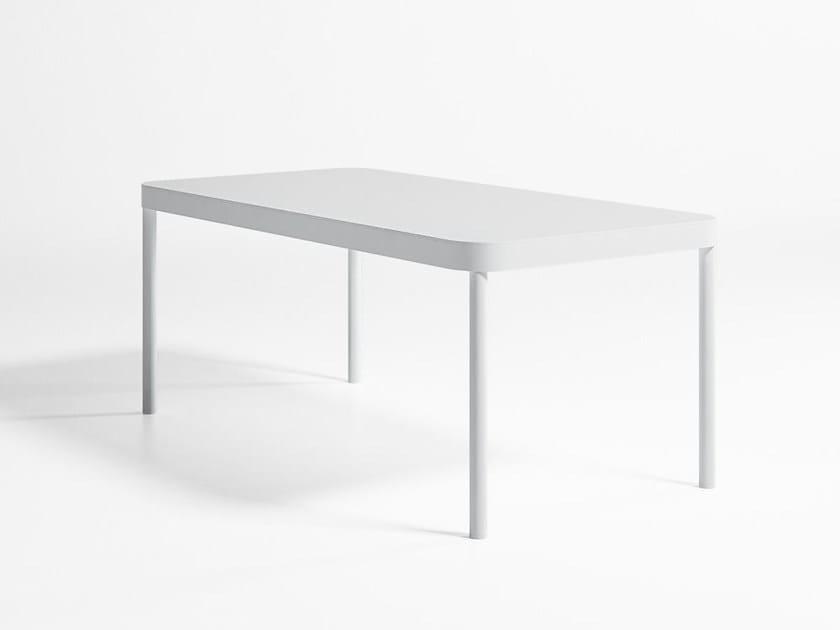 Rectangular garden table TROPEZ | Rectangular table by GANDIA BLASCO