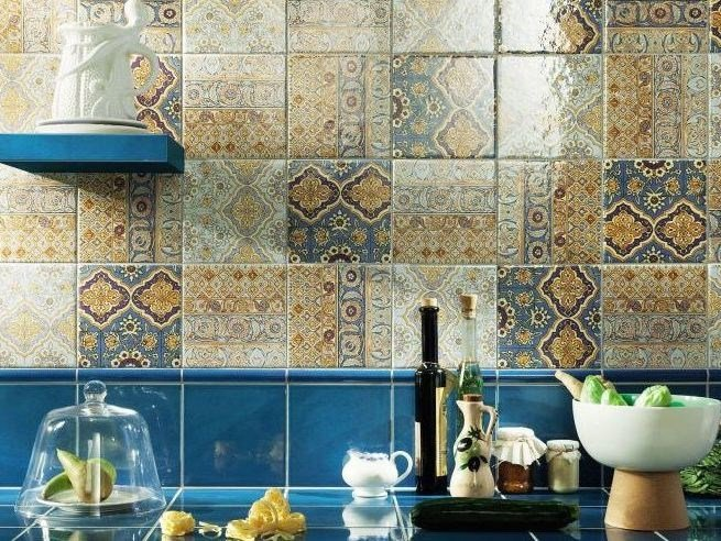 Wall tiles TUBADZIN MAJOLIKA | Wall tiles by tubadzin