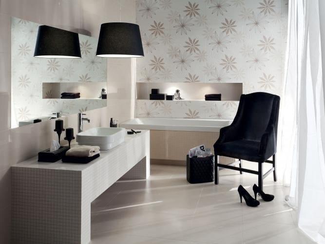 Indoor wall/floor tiles TUBADZIN ROSA - TUBADZIN
