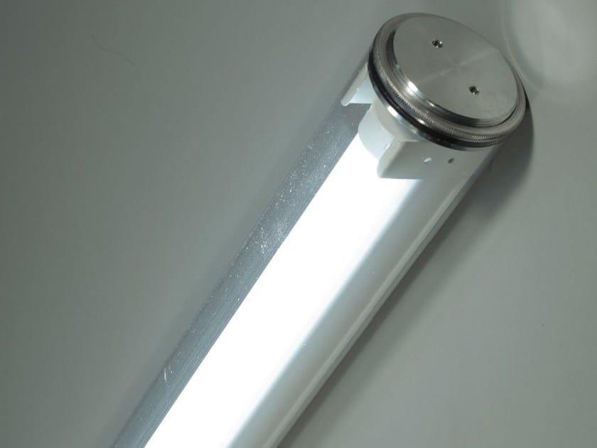 Wall lamp / ceiling lamp TUBOLUCE 7512 by Metalmek