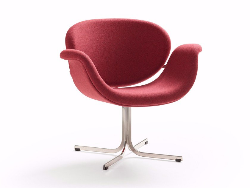 Chair cross base TULIP MIDI - Artifort