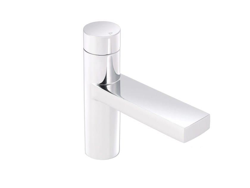 Countertop waterfall bathroom tap TUNE | Waterfall bathroom tap - rvb