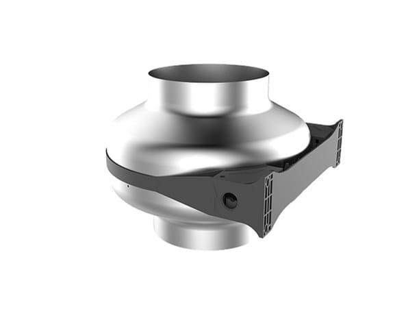 Aspiratore centrifugo in linea TURBO - O.ERRE
