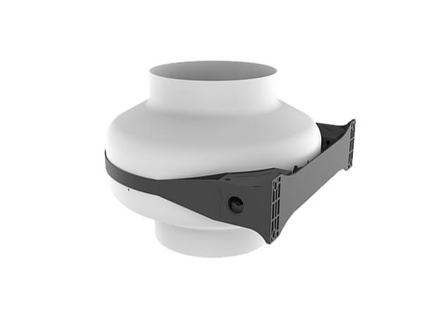 In line centrifugal high performances fan TURBO PLAST - O.ERRE
