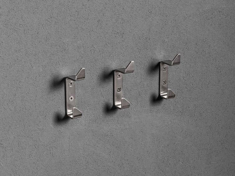 Stainless steel towel hook TWENTY   Towel hook - MAKRO
