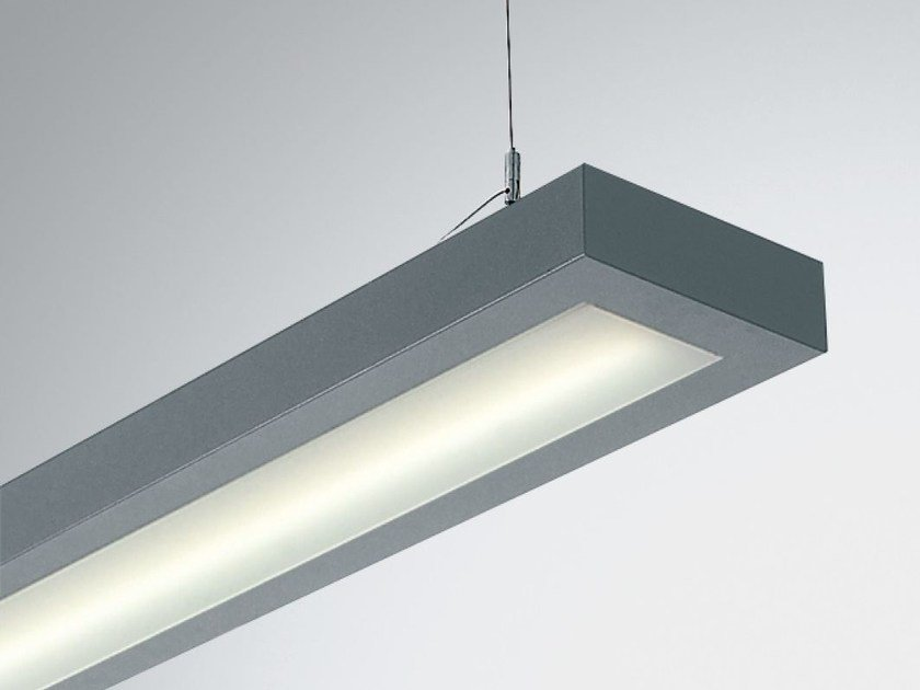 LED pendant lamp with dimmer TWIN 2 9851 PO D-I LED by Metalmek