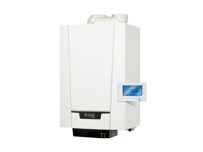 Wall-mounted condensation boiler REMEHA TZERRA - REVIS