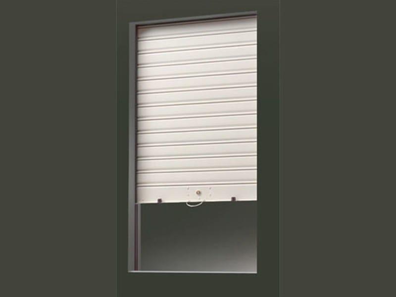 Galvanized steel roller shutter Roller shutter - DE NARDI