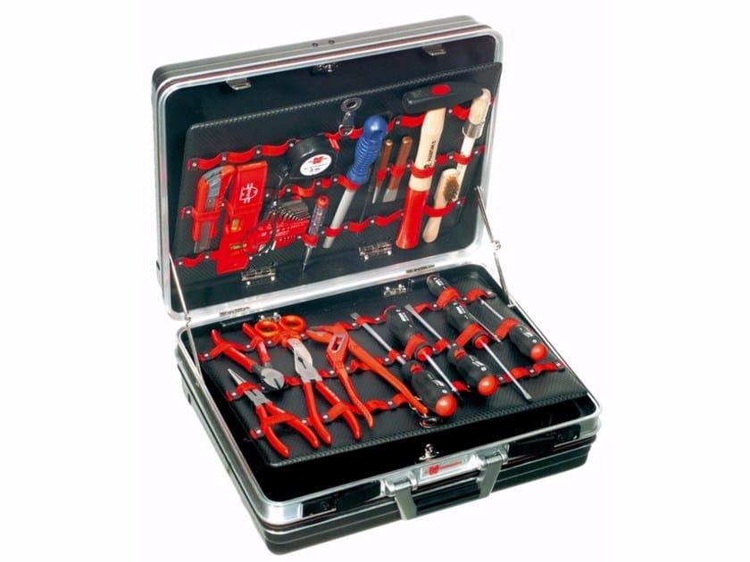 Valigetta per assistenza tecnica e manutenzione Valigia assistenza tecnica 43pz - Würth