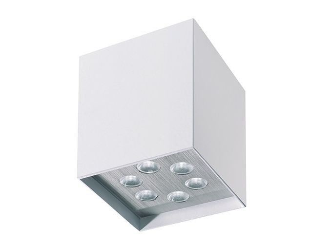LED ceiling aluminium spotlight Teko 3.0 - L&L Luce&Light