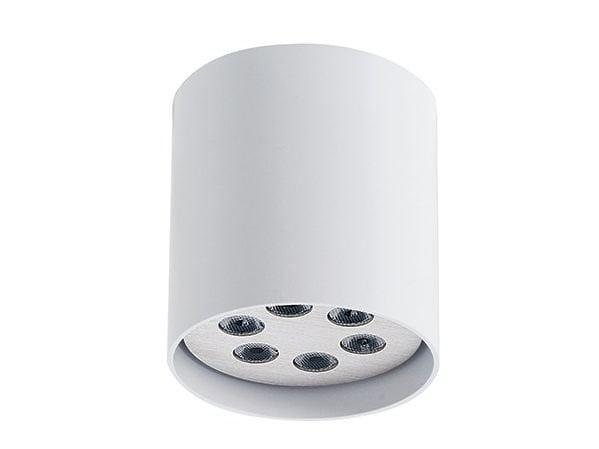 LED ceiling aluminium spotlight Teko 3.1 - L&L Luce&Light