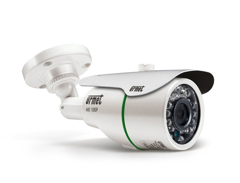 Surveillance and control system Telecamera AHD 720p compatta ottica 3,6mm - Urmet